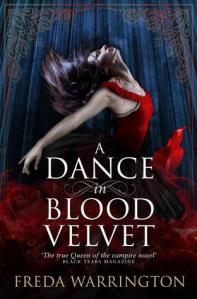 Cover of A Dance in Blood Velvet by Freda Warrington