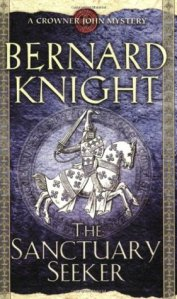 Cover of The Sanctuary Seeker by Bernard Knight