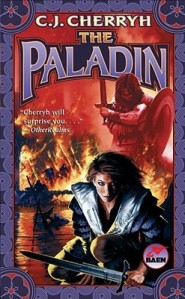 Cover of The Paladin by C.J. Cherryh