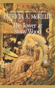 Cover of The Tower at Stony Wood by Patricia McKillip
