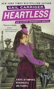 Cover of Heartless by Gail Carriger