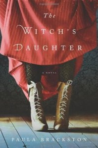 Cover of The Witch's Daughter by Paula Brackston