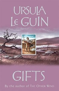 Cover of Gifts, by Ursula Le Guin