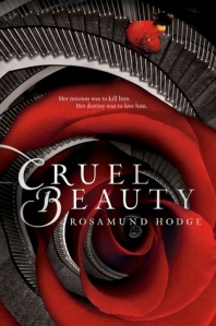 Cover of Cruel Beauty by Rosamund Hodges