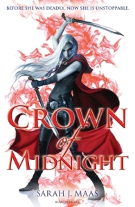 Cover of Crown of Midnight by Sarah J. Maas