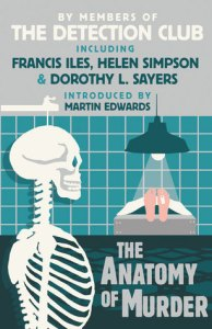 Cover of The Anatomy of Murder by the Detective Club