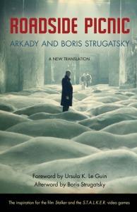 Cover of Roadside Picnic by Boris & Arkady Strugatsky