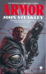 Cover of Armor by John Steakley