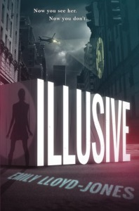 Cover of Illusive by Emily Lloyd-Jones