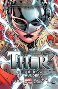 Cover of Thor: Goddess of Thunder by Jason Aaron