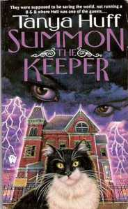Cover of Summon the Keeper by Tanya Huff