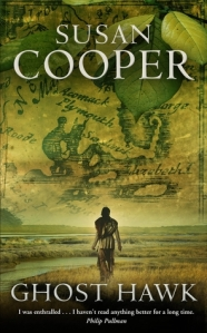 Cover of Ghost Hawk by Susan Cooper