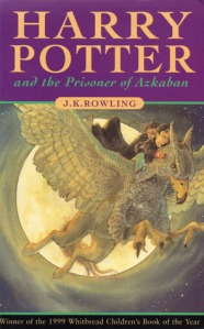 Cover of Harry Potter & The Prisoner of Azkaban by J.K. Rowling