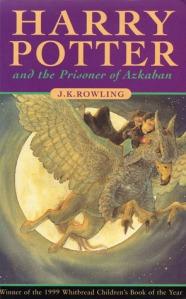 Cover of Harry Potter & The Prisoner of Azkaban by J.K. Rowling