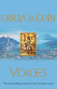 Cover of Voices by Ursula Le Guin