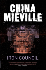 Cover of Iron Council by China Miéville