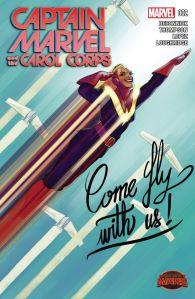 Captain Marvel & the Carol Corps #2