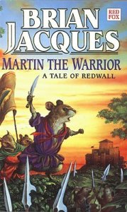 Cover of Martin the Warrior by Brian Jacques