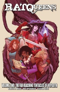 Cover of Rat Queens vol 2