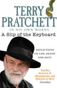 Cover of A Slip of the Keyboard by Terry Pratchett