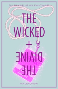 Cover of The Wicked + The Divine vol 2