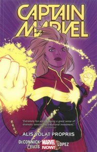 Captain Marvel vol 3