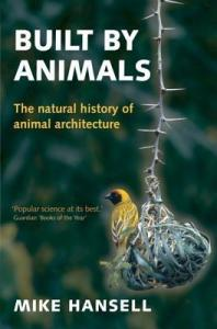Cover of Built by Animals by Hansell