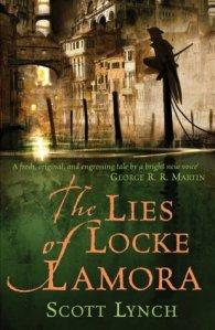 Cover of The Lies of Locke Lamora by Scott Lynch