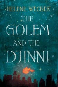 Cover of The Golem and the Djinni by Helene Wecker