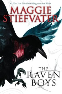Cover of The Raven Boys by Maggie Stiefvater
