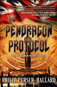 Cover of The Pendragon Protocol by Philip Purser-Hallard