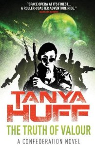 Cover of The Truth of Valour by Tanya Huff
