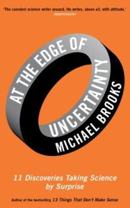 Cover of The Edge of Uncertainty by Michael Brooks