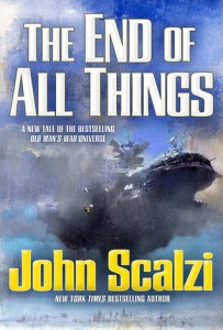 Cover of The End of All Things by John Scalzi