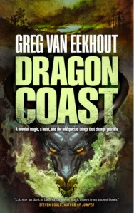 Cover of Dragon Coast by Greg van Eekhout