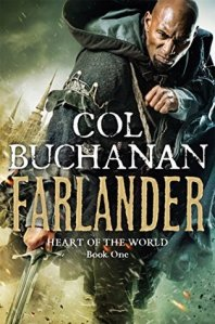 Cover of Farlander by Col Buchanan
