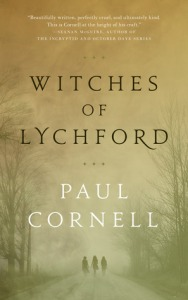 Cover of Witches of Lychford by Paul Cornell