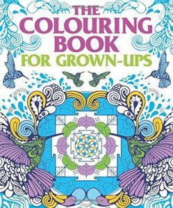 The Colouring Book for Grown-Ups