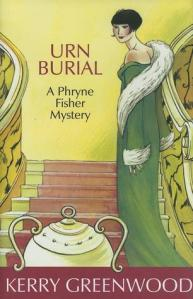 Cover of Urn Burial by Kerry Greenwood