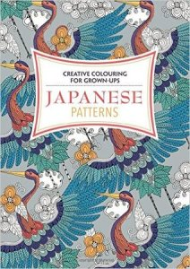 Creative Colouring for Grown-Ups: Japanese Patterns