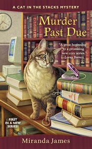 Cover of Murder Past Due by Miranda James