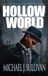 Cover of Hollow World by Michael Sulivan