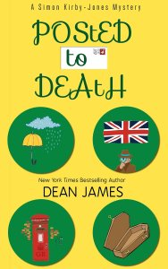 Cover of Posted to Death by Dean James