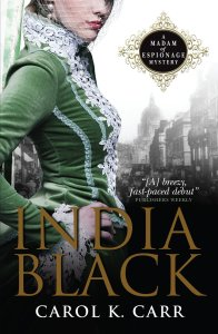 Cover of India Black by Carol K. Carr