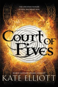 Cover of Court of Fives by Kate Elliott