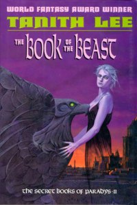 Cover of the Book of the Beast by Tanith Lee