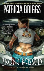 Cover of Iron Kissed by Patricia Briggs