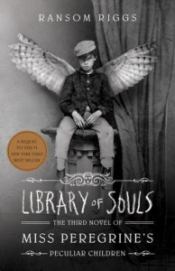 Cover of Library of Souls by Ransom Riggs