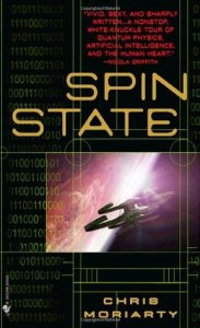 Cover of Spin State by Chris Moriarty