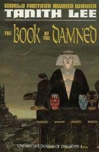 Cover of the Book of the Damned by Tanith Lee